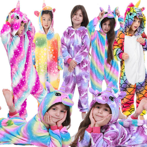 unicorn onesie pajamas to suit you perfectly