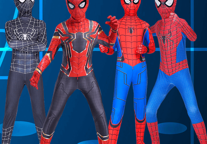 6 Of The Leading Spiderman Cosplay Costume Guides